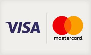Visa ve Mastercard Logoları